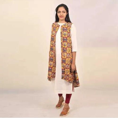 fe477e4be4c Cotton And Medium Ladies Party Wear Kurti