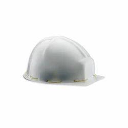 White Safety Helmet UI