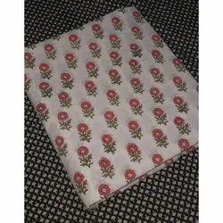 Cotton 2.5m Floral Dress Material