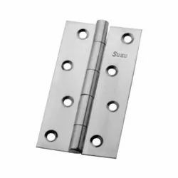 Riveted Heavy Narrow Hinge Without Greasing