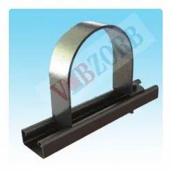 Vibzorb Mild Steel Channel Clamp