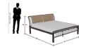 Morpheus King Size Bed