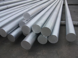 Aluminium Section Rod Bar Alloy 6063/t6 T5