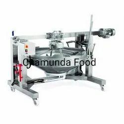 Halwa Making Machine, Capacity: 100 Kg Per Hour