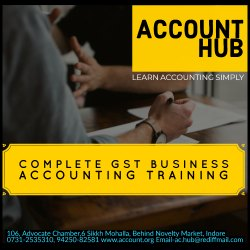 GST BUSINESS ACCOUNTING TRAINING