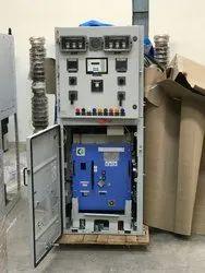 Crompton Greaves Make 11 KV VCB Panel