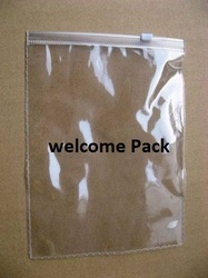 Soft PVC Transparent Pouches