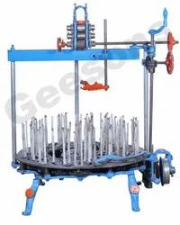 Geesons 7x2 Spindle Braiding Machine