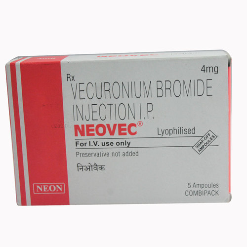 VECURONIUM BROMIDE INJECTION EBOOK DOWNLOAD