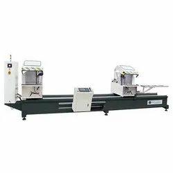 CNC Aluminium Cutting Machine