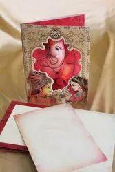 Ganesha online wedding invitations