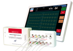 Multichannel ECG Test System