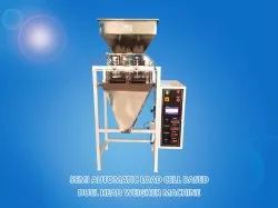 Granules Filling Machine ( Weigh Metric Type )