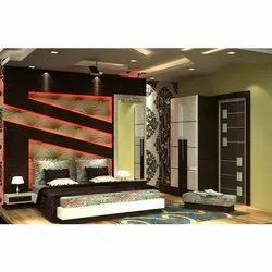 Master Bed Interior Designing Service