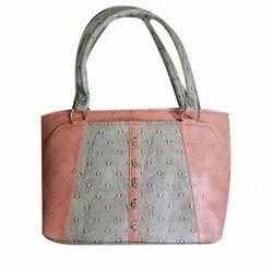 12 X 15 Inch Ladies Foam Leather Vanity Bag
