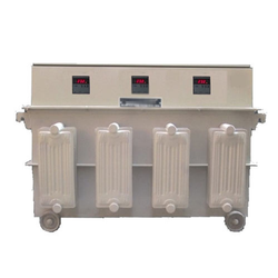 200 KVA Servo Voltage Transformer