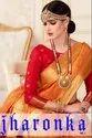 YNF Jharonka Vol-4 Silk Saree