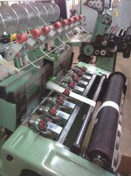 Twill Tapes Needle Loom Machine