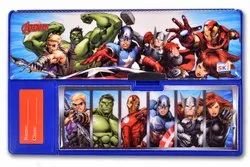 Marvel Avengers Jumbo Magnetic Pencil Box 1611