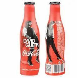 Printed Soda Shrink Label