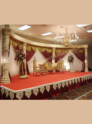 CS-8 Luxurious Wedding Stage