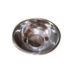 Silver Stainless Steel Mugli Chalna, For Hotel/Restaurant