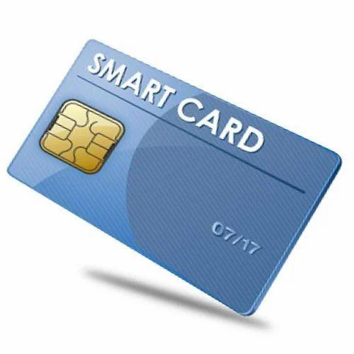 PVC Smart Card, Shape: Rectangular, Rs 20 /piece Sai Ram Solutions   ID: 19125120155