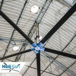 Big Industrial HVLS Fan, Phase: three