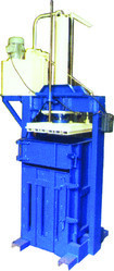 Semi-Automatic Scrap Baling Press Machine
