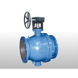Gear Operated 2 Way Ball Valve