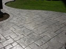 Stamped Concrete Paving