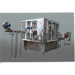 120 BPM Automatic Bottle Rinsing Filling And Capping Machine