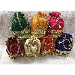 Handmade Potli Bag For Gifts