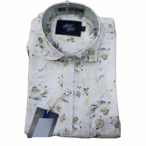white shirt for men pattern