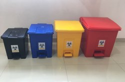 Bio Medical Plastic Dustbin