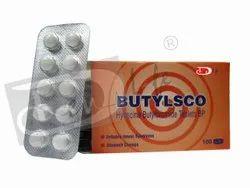 Hyoscine Butylbromide Tablets BP