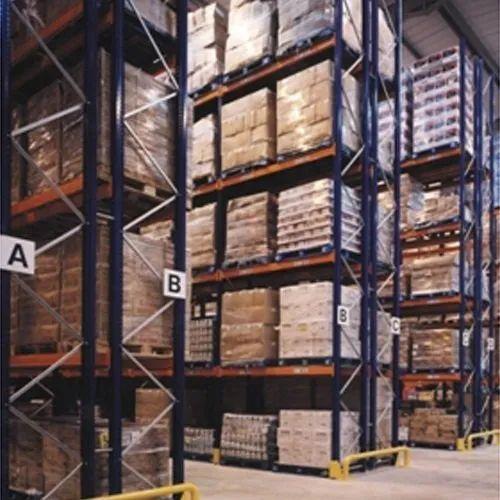 Heavy Duty Storage Rack-Adjustable Heights