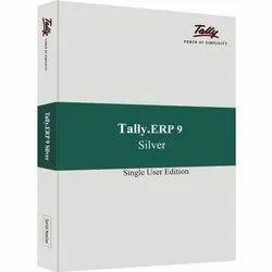 Tally ERP9 (Silver) Single User