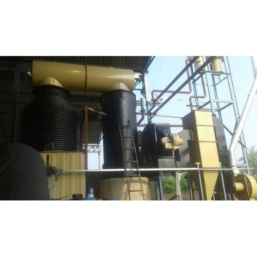 Solid Fuel Fired Thermic Fluid Heater - Solid Fired