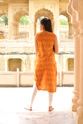 Cotton Straight Casual Pattern With Side Pocket Kurtis