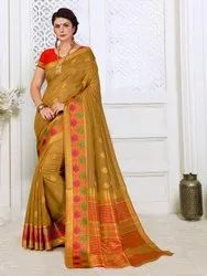Party Wear Woven Exclusive Saree