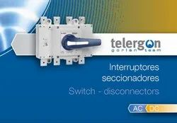 Telergon Up To 1600A DC Switches