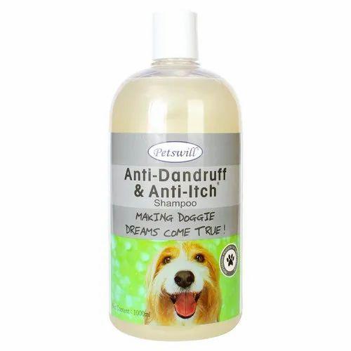 Dog Shampoo - Anti Dandruff Anti Itch