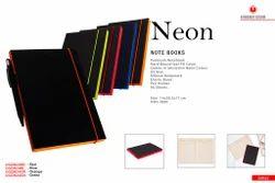 Neon Note Books