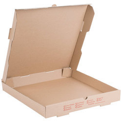 Kraft Paper Pizza Box
