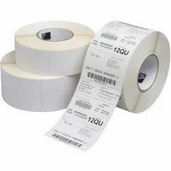 Cromo Barcode Label