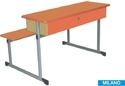 Trends Wooden Classroom School Primary Secondary School Bench Desk
