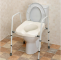 Mowbray Toilet Seat With Frame