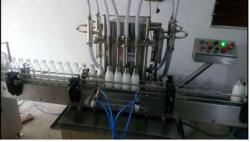 Milk Bottles Filling Machine