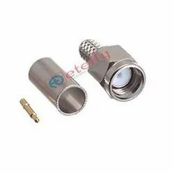 Male Connector Nickle Plated